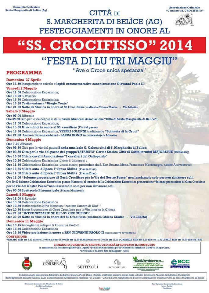 SS. Crocifisso 2014