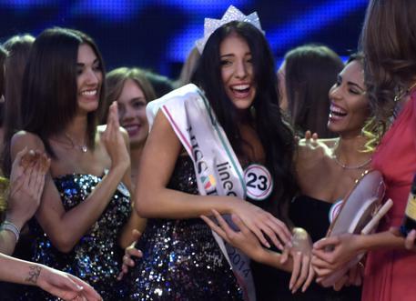 ++ Miss Italia: vince la siciliana Clarissa Marchese ++